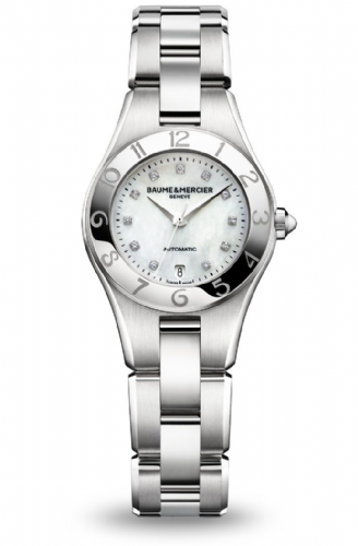 BAUME & MERCIER Linea Diamond Ladies Watch 10011